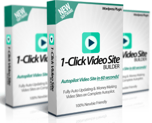 WP 1-Click Video Site Builder Review – Create Video Sites in 60 seconds.